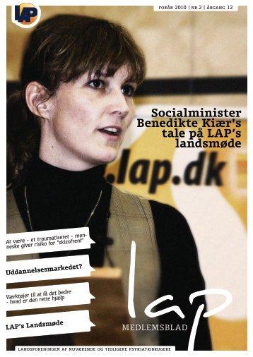 Hent bladet som PDF - LAP