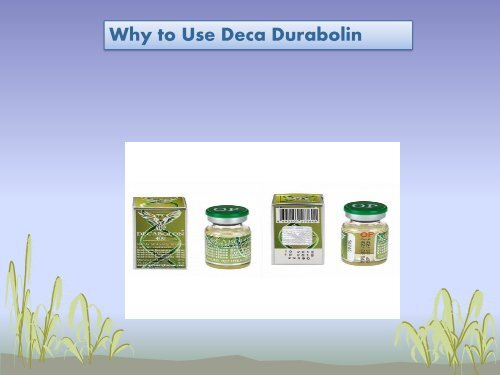Why to Use Deca Durabolin.pdf