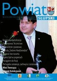 Biuletyn 139-140 - okladka & srodki & kolekcjoner ... - Powiat Słupski