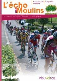 N° 36 - Avril 2012 - Nouvoitou