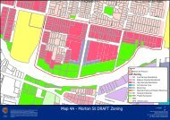 Attachment 3_Draft zoning FSR and Height ... - Business Papers