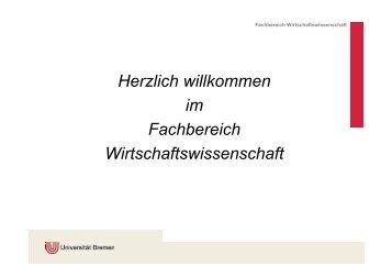 Masterpräsentation - Lehrstuhl für Betriebliche Steuerlehre und ...