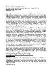 Reformen für den Soldatenalltag . Erreichtes und ... - aggi-info.de
