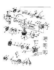 Weed Eater XT-30D - Barrett Small Engine