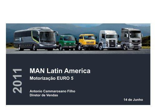 Estratégia MAN Latin America - Transporte Moderno