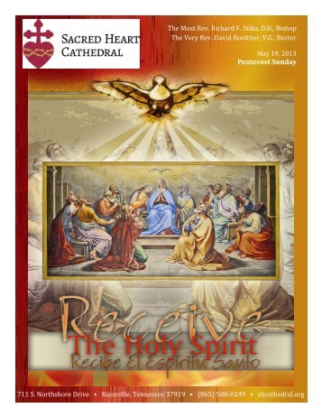 Pentecost Sunday - Sacred Heart Cathedral