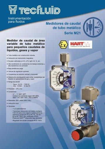 Catálogo M21 español rev1.pub - Tecfluid