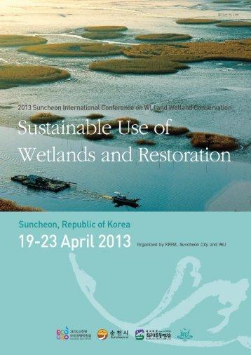 Programme - Wetland Link International