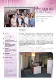 Ausgabe 19 / 2012 - Onkologische Schwerpunktpraxis Darmstadt