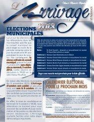 Septembre 2013 - Municipalité Adstock