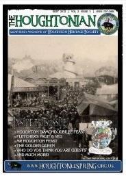 The Houghtonian Magazine Vol 2 Issue 3 - Houghton-le-Spring