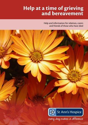 Download as Adobe PDF file (716 KB) - St Ann's Hospice