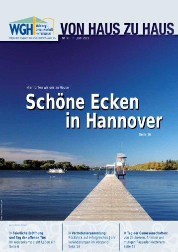 C - Wohnungsgenossenschaft Herrenhausen eG