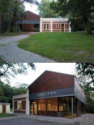 rekonstrukce a dostavba bývalé vozovny - Architekt