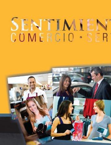 Sentimientos: Comercio / Servicios - Service Quality Institute