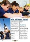 Prospectus - Kowhai Intermediate School - Page 6