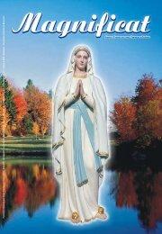 Magnificat n. 93 - Suore Francescane Immacolatine