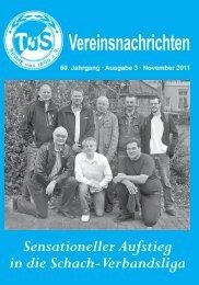 Ausgabe 3 2011, November - TUS BRAKE von 1896 - Bielefeld