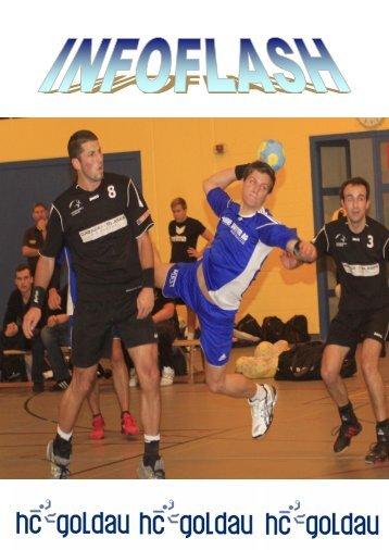Infoflash Januar 2011 - Handballclub Goldau