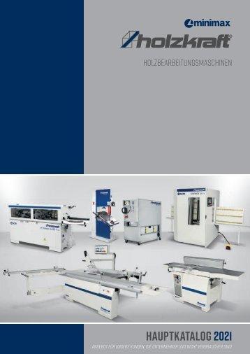Holzkraft Katalog 2019