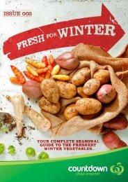 Fresh for Winter - Countdown