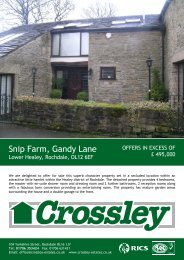 Snip Farm, Gandy Lane - Oldham Chronicle