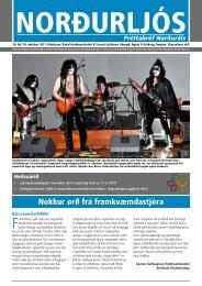 10. tölublað 2011 - Norðurál