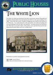 White Lion - Houghton-le-Spring