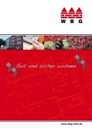 Fliesen- und Natursteinverlegung - Wohnungen in Celle - WBG