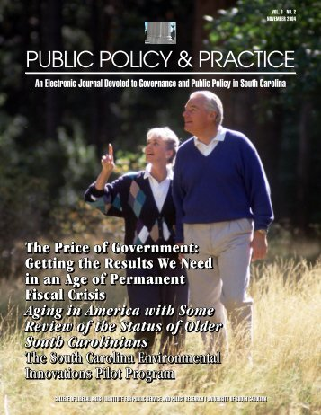 ejournal 2004-11-17.indd - Institute for Public Service and Policy ...