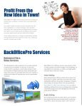 Backofficpro Brochure - Page 2