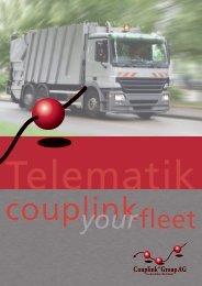 couplinkyourfleet für Entsorger - Telematik Markt