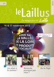 Le Laillus n°24 - Laillé