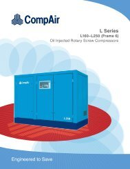 L160-L250 Series (200-330HP) PDF Brochure - Compressed Air ...