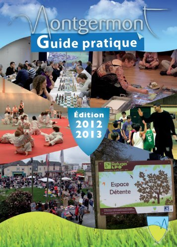 Guide pratique - Montgermont