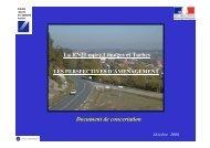 présentation élus 2006 octobre 1ère partie - Transports en Aquitaine