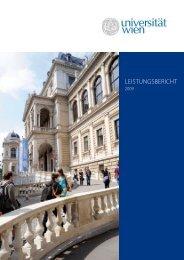 Gläserne Decke - Universitätsrat - Universität Wien