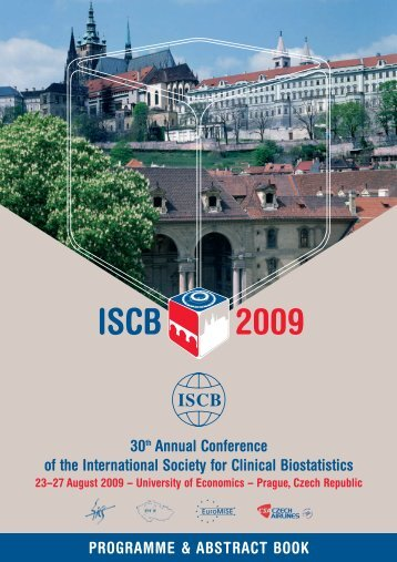30th Annual Conference of the International Society for Clinical - ISCB