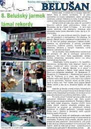 Belušan 6/2013 v elektronickej podobe (pdf)