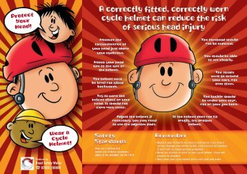 Cycle Helmet - Road Safety Wales