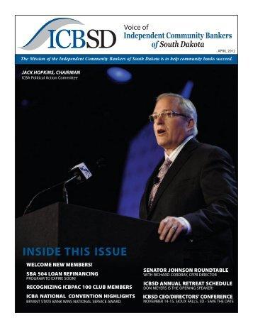 October07 News - ICBSD