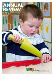 AnnuAl Review 2010 - Manor Gardens