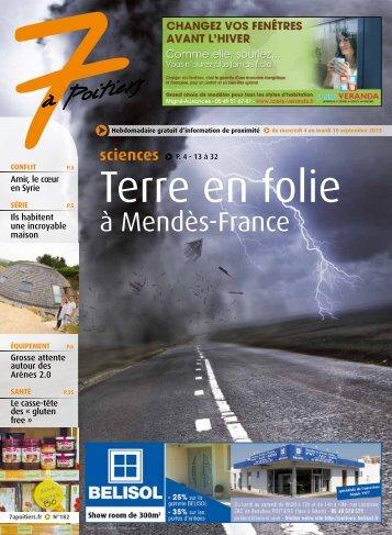 n° 182 voir ce numéro - 7 à Poitiers