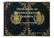 Obras Raras na Biblioteca Nacional brasileira - Eventos.bvsalud.org