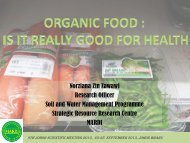 Organic Food Is it really good for health