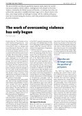 Here - International Ecumenical Peace Convocation - Page 7
