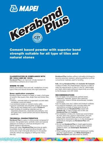 Kerabond Plus - Allduro