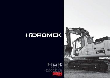 220 LCLR - Türkçe Katalog - Hidromek