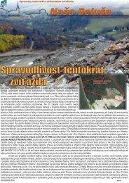 Naša Beluša 1/2013 v elektronickej podobe (pdf)