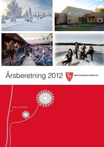 Årsberetning 2012 - Ringsaker kommune